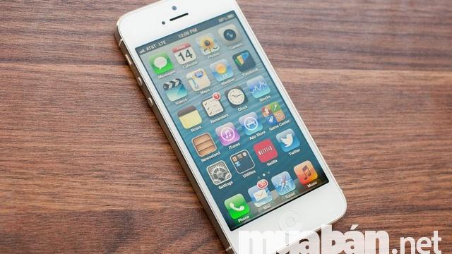 Iphone 5 chính hãng