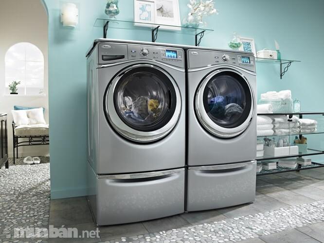 Máy giặt sấy khô có nhiều ưu điểm