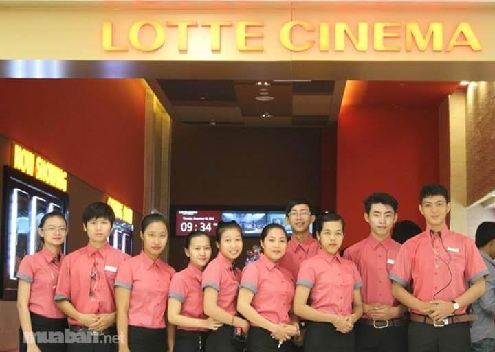 Đề phòng lừa đảo tuyển dụng nhân viên soát vé tại rạp phim