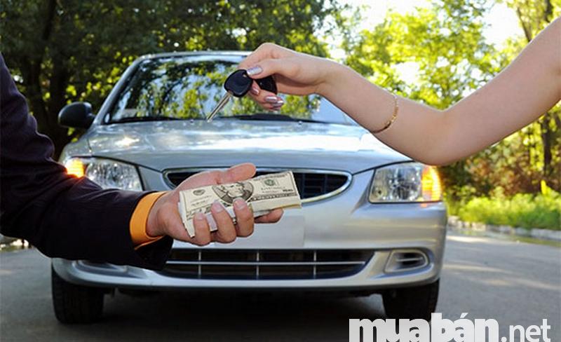 Rao bán ô tô cũ
