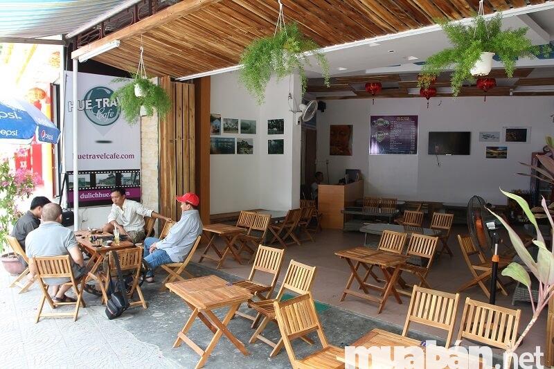 Sang mặt bằng quán cafeSang mặt bằng quán cafe