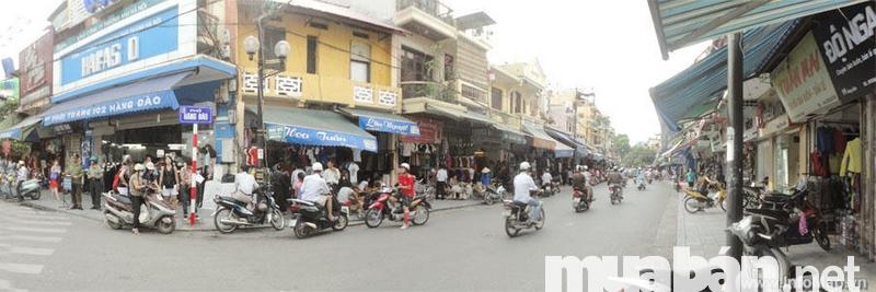 Cho thuê cửa hàng Hà Nội
