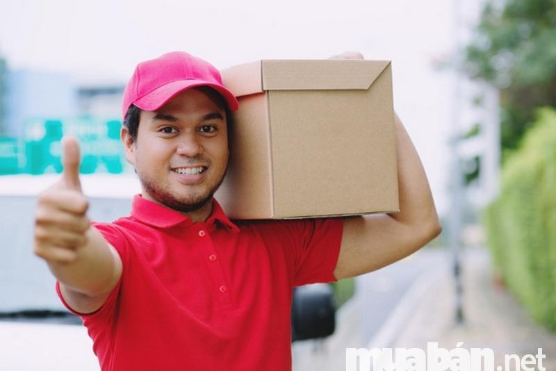 tìm việc giao hàng bán thời gian