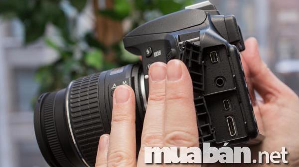 Máy ảnh Nikon D3300