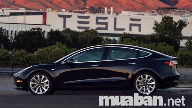 Mẫu xe điện Tesla Model 3