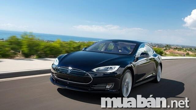 Mẫu xe điện Tesla Model S