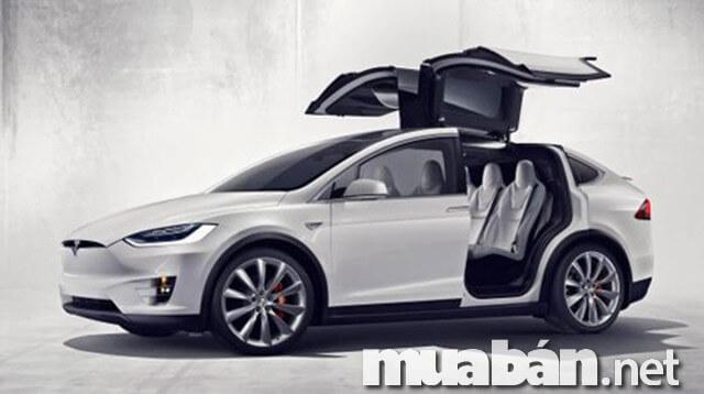 Mẫu xe điện Tesla Model X
