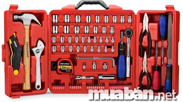Bộ dụng cụ sửa xe máy đa năng