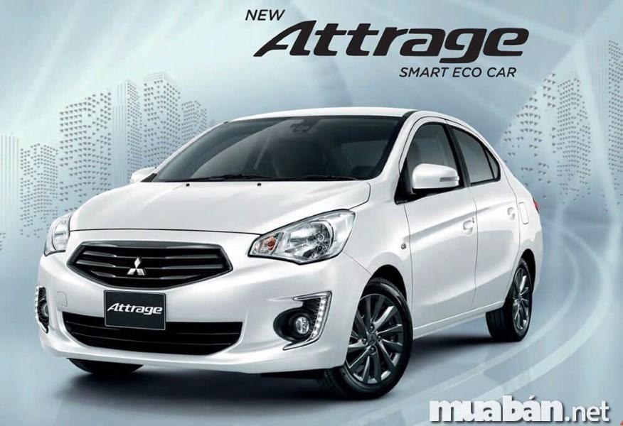 Xe Mitsubishi Attrage 2018