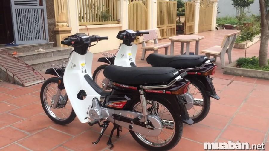 Xe Dream Thái cũ