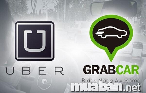 Uber chuyển nhượng thị trường cho Grab