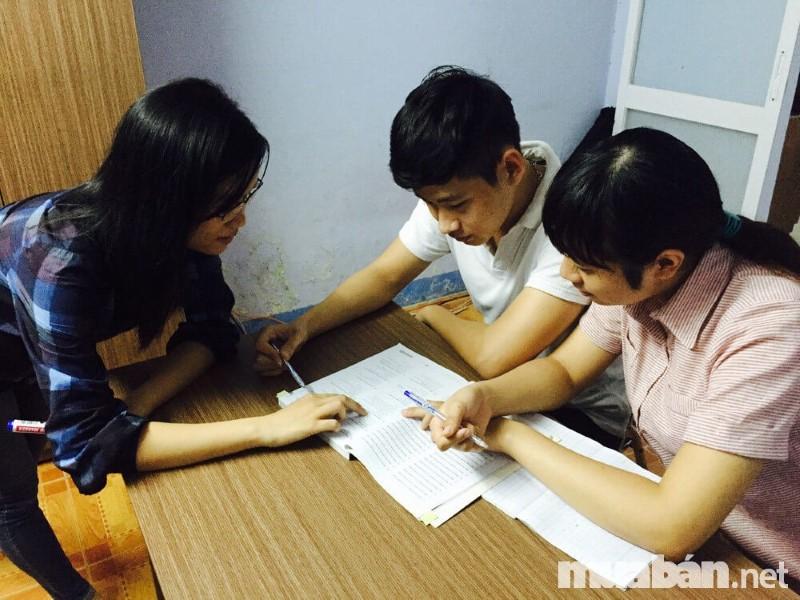 Các công việc có liên quan đến chuyên ngành rất cần thiết cho các bạn sinh viên