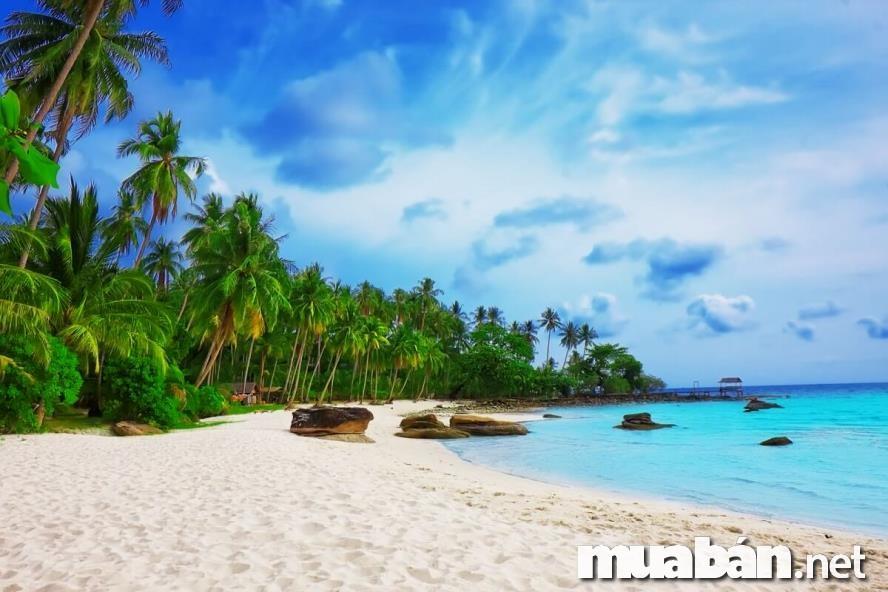 Phú Quốc – Điểm vàng đầu tư Biệt thự biển