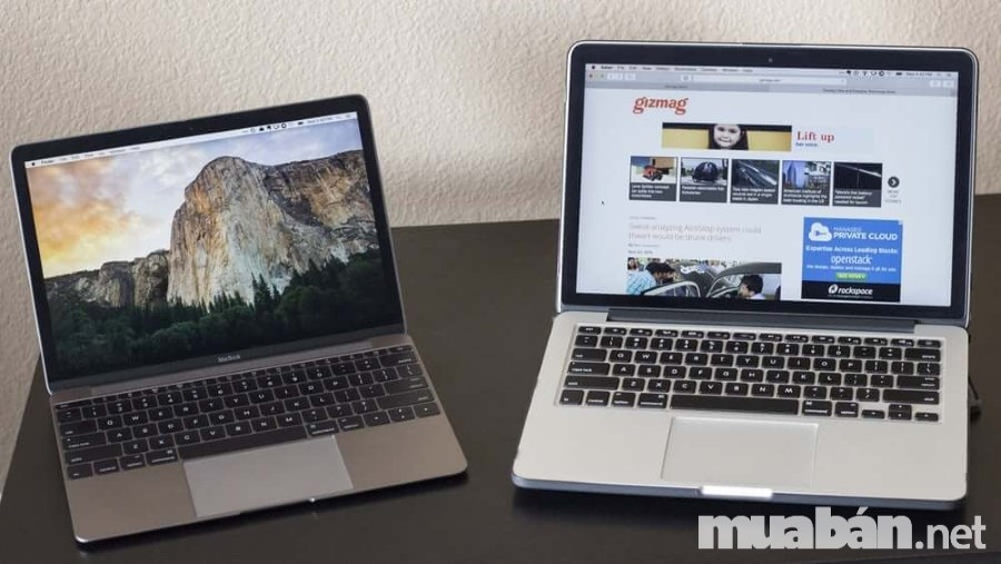 Macbook Pro 13 Inch Retina mang vẻ đẹp sang trọng và hiện đại
