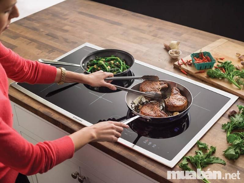Bếp hồng ngoại dần trở thành thiết bị nhà bếp không thể thiếu nhờ nhiều ưu điểm