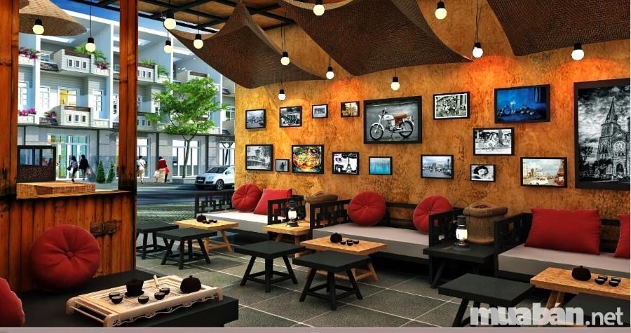 Nhiều bạn trẻ khởi nghiệp bằng việc kinh doanh quán cafe
