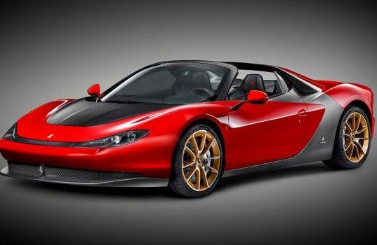 Siêu xe Ferrari Pininfarina Sergio