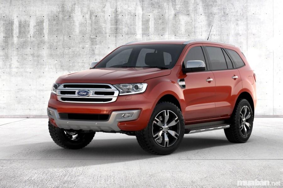 Nhắc đến xe ô tô chất lượng cao được yêu thích thì không thể thiếu Ford