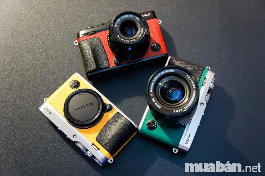 Thiết kế cổ điển qua năm tháng là điểm thu hút của Fujifilm
