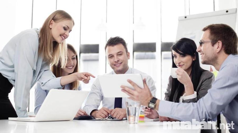 Trở thành thực tập sinh giúp các sinh viên học hỏi được nhiều kinh nghiệp