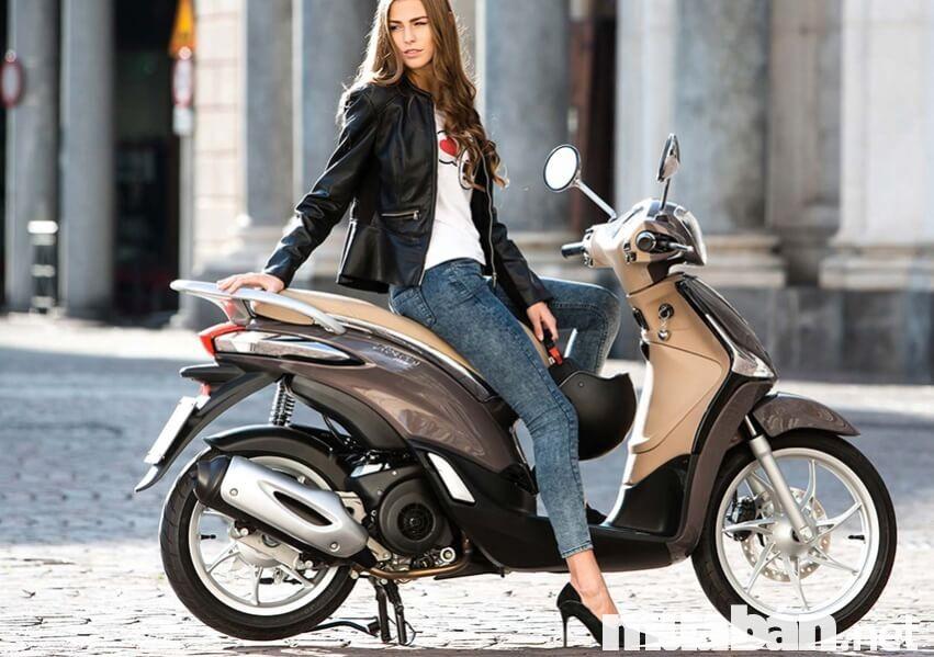 Piaggio – Thương hiệu của phong cách