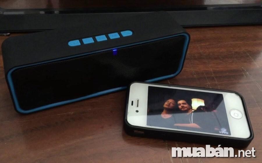 Hướng dẫn để kết nối Bluetooth với loa