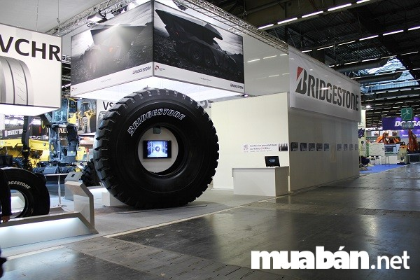 Nhà máy sản xuất lốp Bridgestone