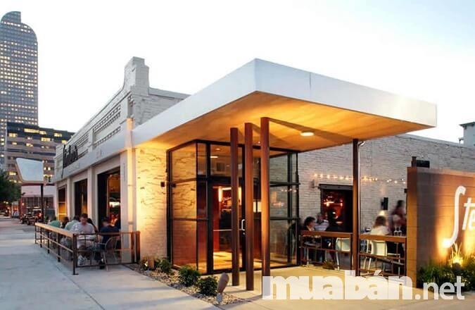 Khi chọn quán cafe cần xem xét địa điểm quán
