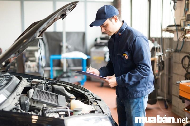 Tố chất cần có nghề sửa chữa ô tô