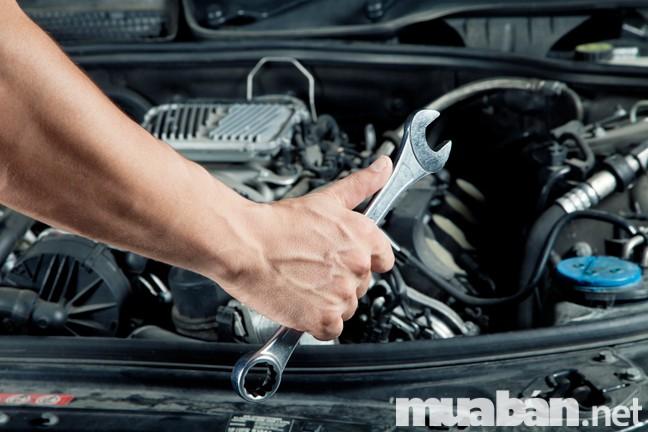 Nghề sửa chữa ô tô