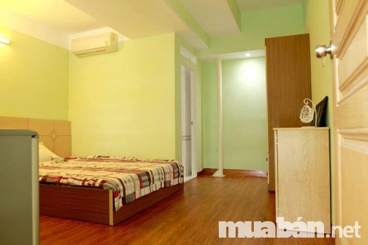 Nhà trọ là không gian sinh sống rất quan trọng của nhiều sinh viên