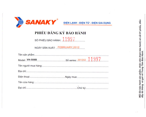 Lò Nướng Sanaky Chính Hãng