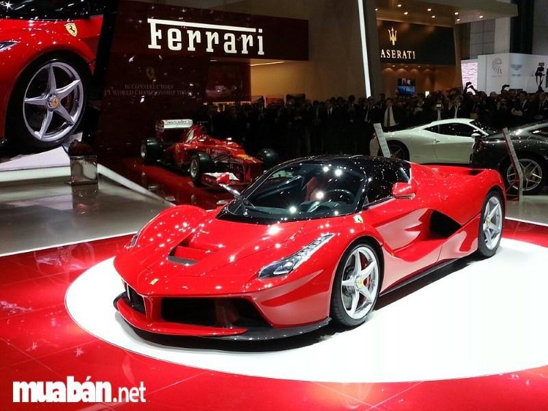 Siêu xe Ferrari