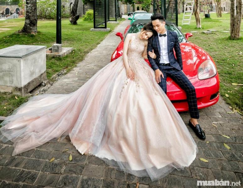 Các cặp đôi cần chuẩn bị chu đáo để thuê xe cưới hiệu quả