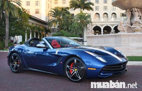Siêu xe Ferrari F60 America