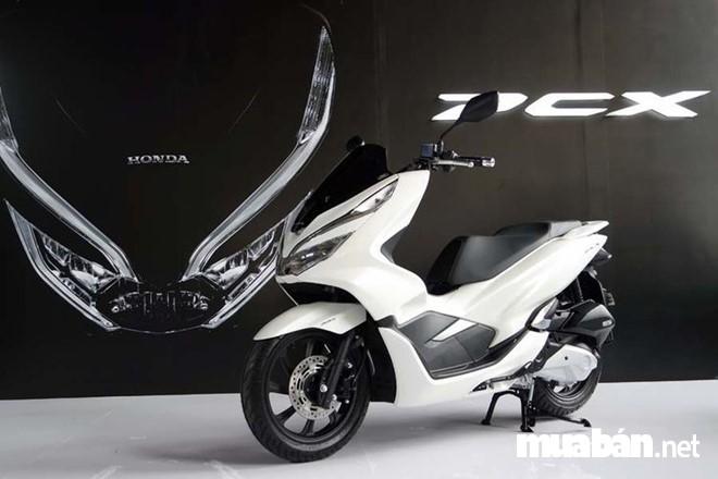 Xe Honda PCX 2018