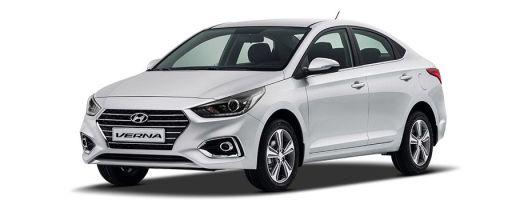 Hyundai Verna 2018 phiên bản EX cao cấp