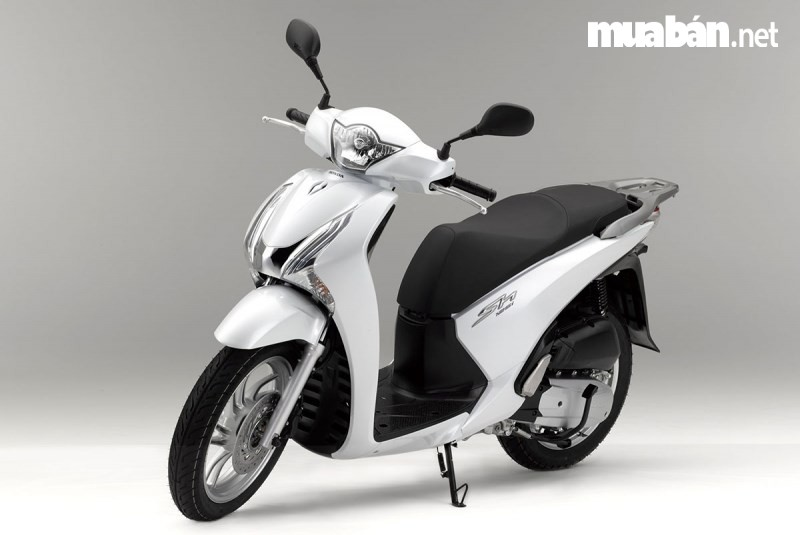 Xe máy tay ga Honda 2018