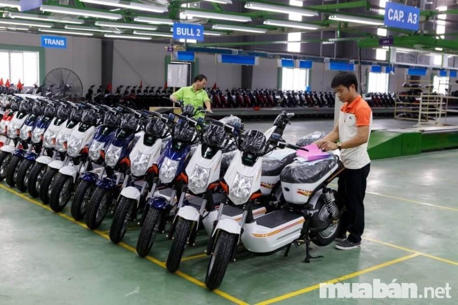 Pega là một trong những thương hiệu xe máy điện được ưa chuộng nhất hiện nay