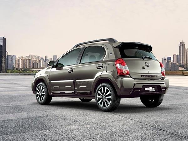 Ngoại thất Toyota Etios Cross X-Edition