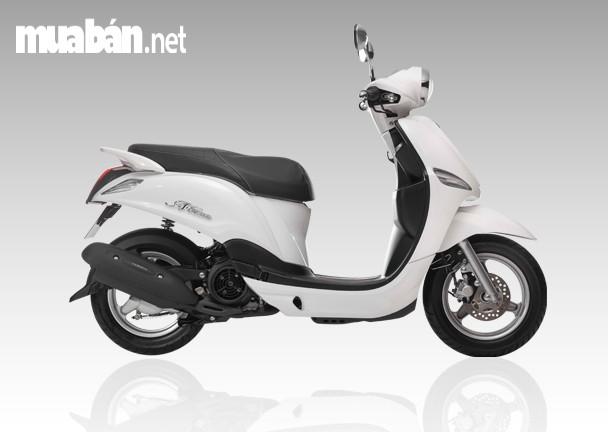 Yamaha Nozza màu trắng