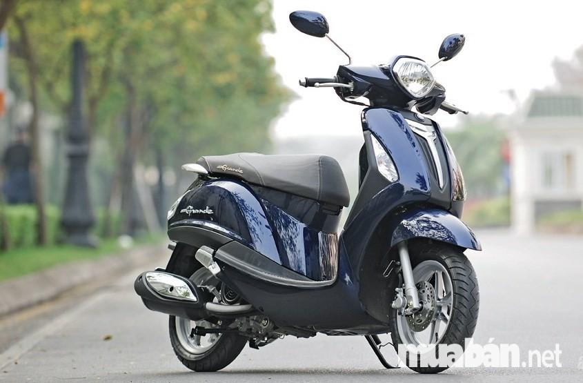 Yamaha Noazza Có Cốp Rộng