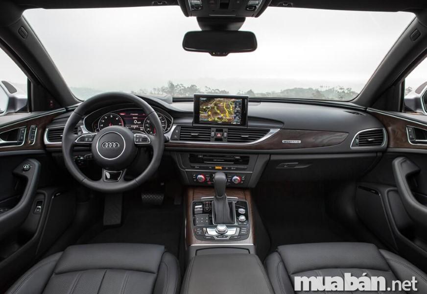 Xe ô tô Audi A6 2018