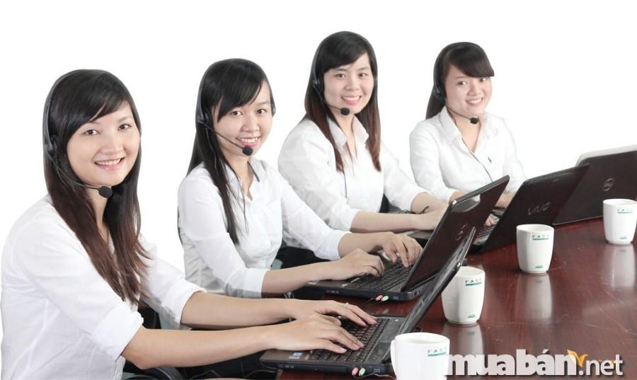 tuyển dụng nhân viên chăm sóc khách hàng
