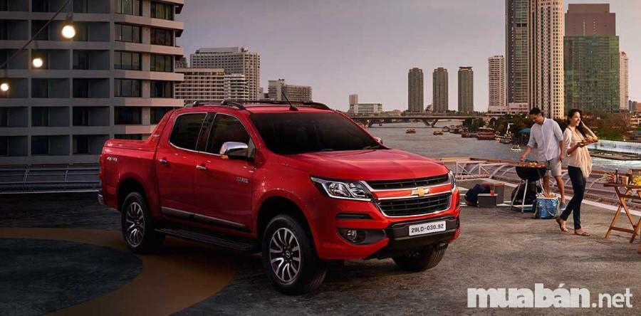 Xe bán tải nổi tiếng với động cơ mạnh mẽ và phù hợp với nhiều nhu cầu