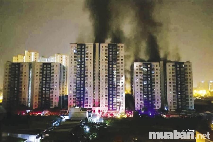 Người bị bắt buộc mua bảo hiểm cháy nổ thường là các chủ đầu tư