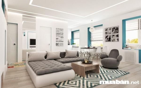 Thiết kế chung cư đẹp 1