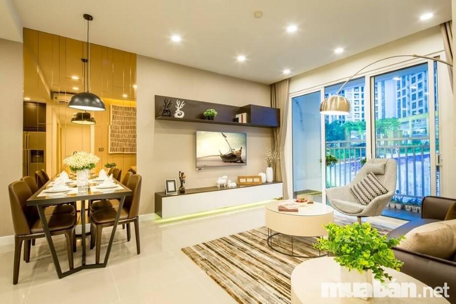 Các ngôi nhà nhỏ có thể chọn các nội thất thông mình cho gia đình mình