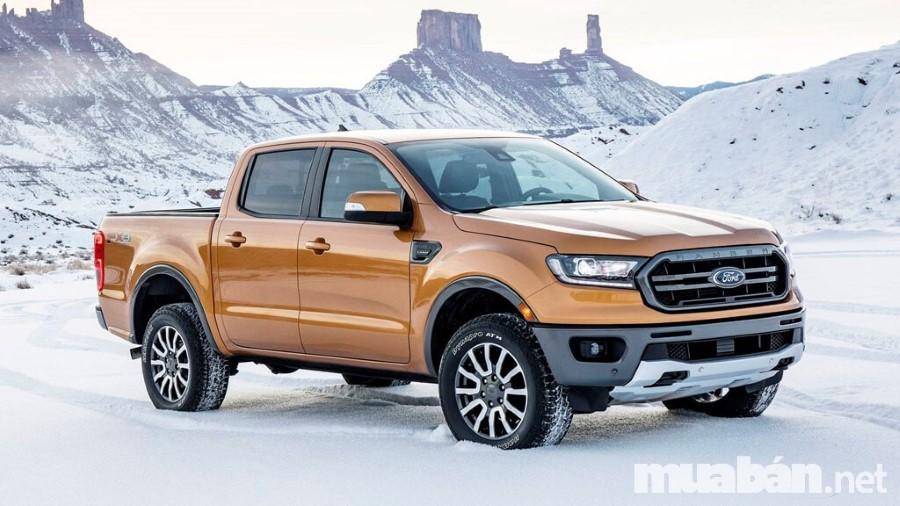 Ford Ranger được biết đến nhờ sự đa năng vượt trội