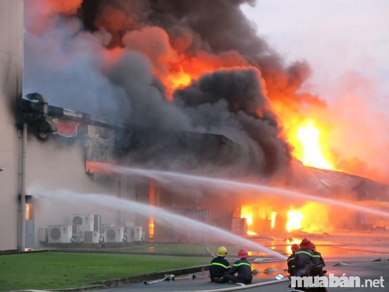 Người Dân Cần Phòng Chống Hỏa Hoạn Để Bảo Vệ Tài Sản Của Bản Thân